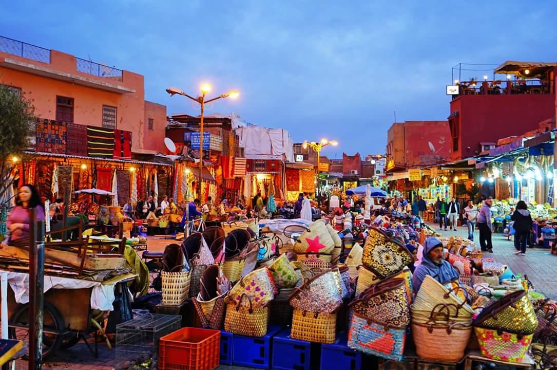 Marrakech Insider Tipps Sightseeing Shopping Geniessen